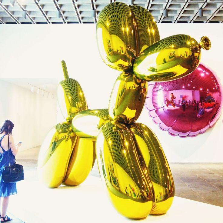 #Art #NY Jeff Koons: A Retrospective(ジェフ・クーンズ) | NKYMN