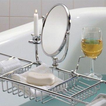 Ultimate Bathtub Caddy Bath And Spa Accessories The Gentle Bath