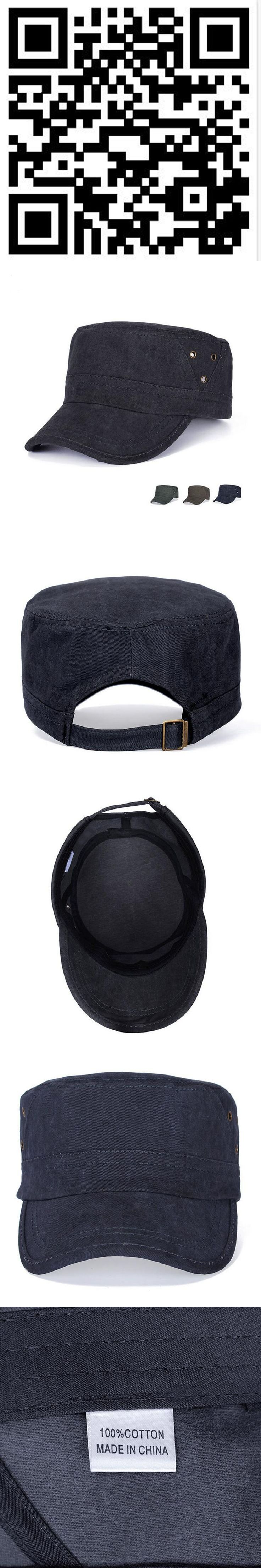 fashion women military hats 2015 new style cotton 4 colors solid caps unisex summer men cap spring army caps Outdoor driver cap