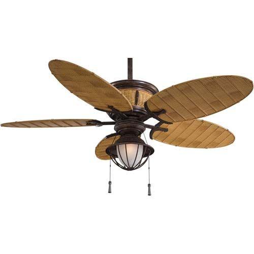 Minka Aire 52 Gauguin Tropical 4 Blade Indoor Outdoor: 34 Best Ceiling Fans Images On Pinterest