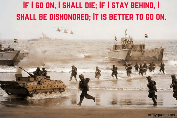 15 Most Famous Military Quotes of All Times