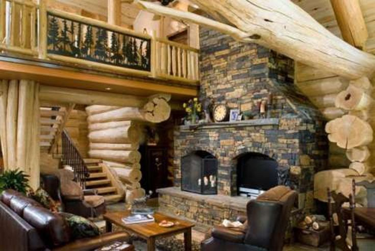 Beautifully Handcrafted Log Cabin Hidden Away In The White Mountains Of  Arizona. Built By Summit