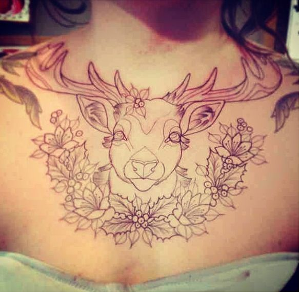 http://tattoo-ideas.us chest tattoo .