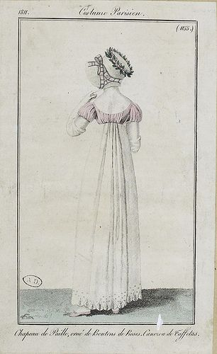 Costume Parisien (1155), 1811.