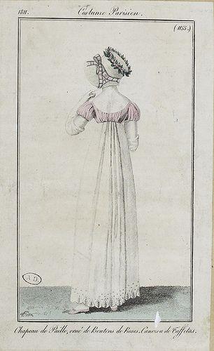 Costume Parisien (1155), 1811.