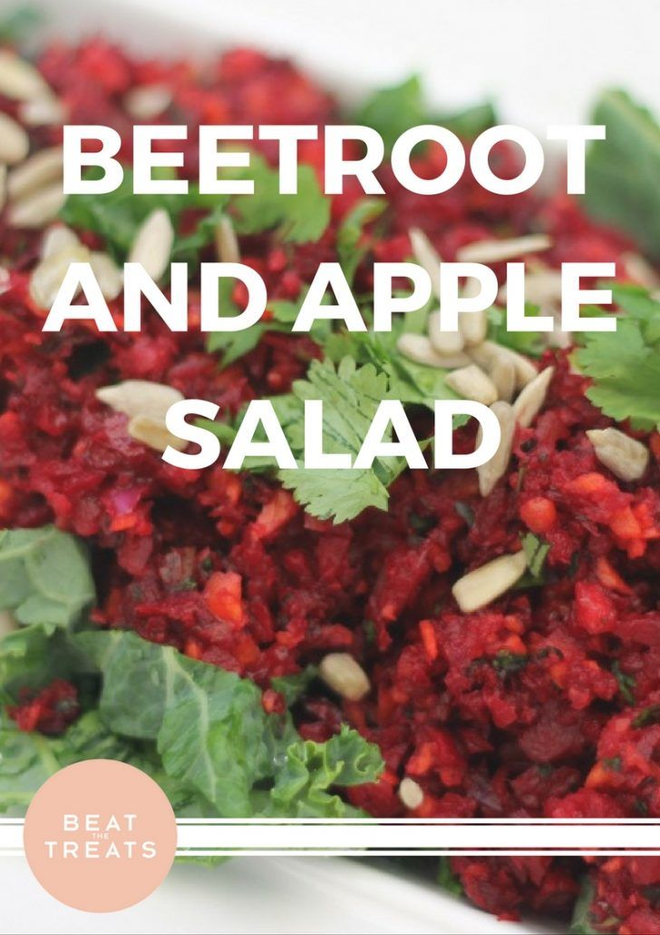 Beetroot and Apple Salad | Lunch Recipes | Allergies Friendly Recipe | Diary Free | Gluten Free | Refined Sugar Free | Soy Free
