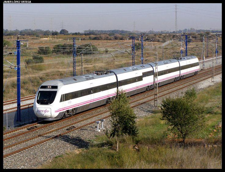 RENFE (Spanish Railways) Alvia-S-1201