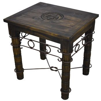 End Tables Night Stands And Fleur De Lis On Pinterest