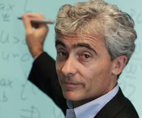 Tito Boeri, economista e scrittore.