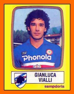 GIANLUCA VIALLI Sampdoria (1987) - An all time favorite