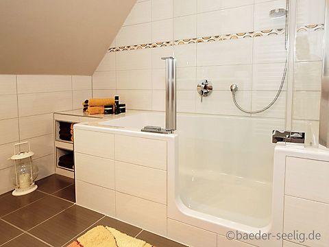 Twinline 2 Badewanne und Dusche in Einem...