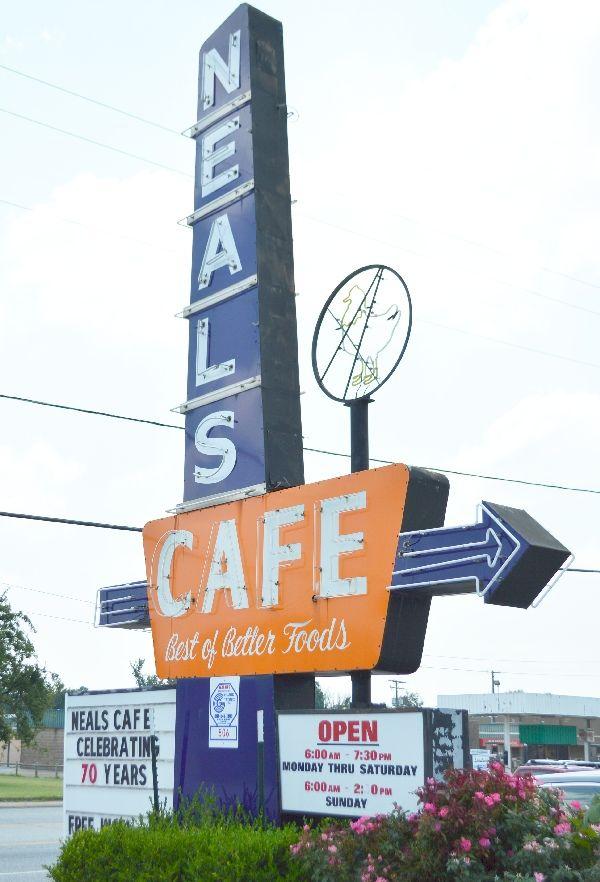 Neal's Cafe, Springdale, Arkansas