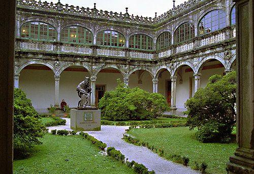 colegio de fonseca santiago de compostela | El Colegio de Fonseca en Santiago de Compostela