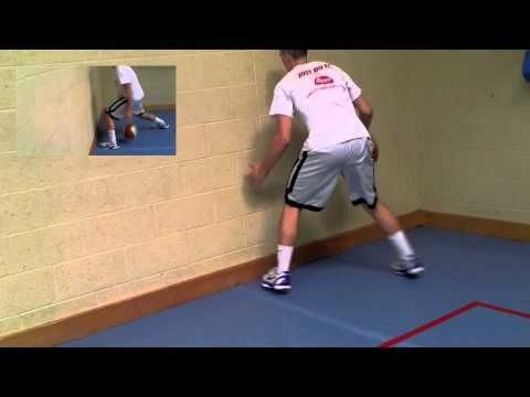 """Ball and a Wall"" - How to improve your ball handling skills - YouTube"