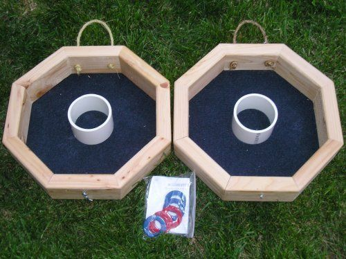 Octagon Washer Game by Washer Toss Games. Save 33 Off!. $48.65. The Octagon game is one of the most popular games. It adds a new callange of the 8 sides games with all the extra bounces it creates.