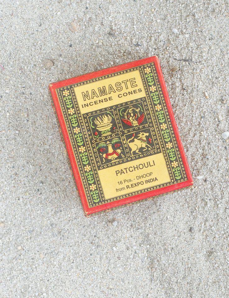 Sivana — Namaste Traditional Indian Incense Cones