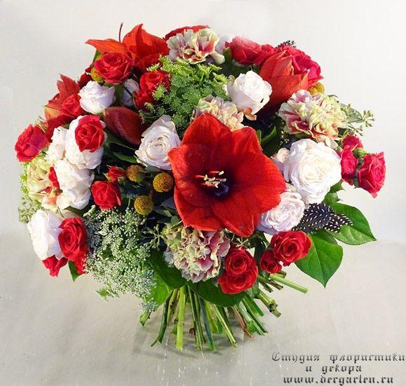 Der Garten - флористика, букеты для свадьбы, ландшафтный дизайн