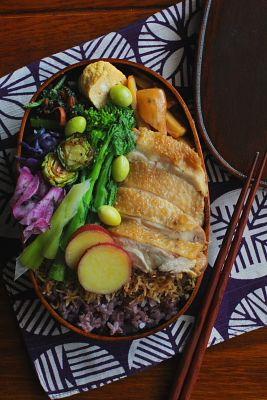 日本人のごはん/お弁当 Japanese meals/Bento 日本の片隅で作る、とある日のお弁当