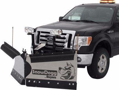 VMD75-SnowDogg Snow Plow 7-1/2' MD VX Blade