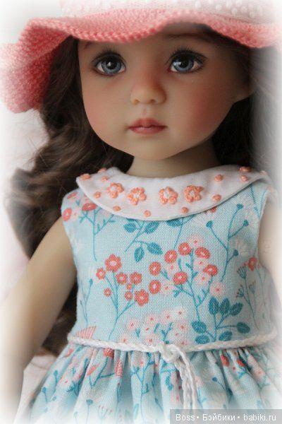 Мои недавние наряды для кукол Little Darling от Дианны Эффнер / Одежда и обувь для кукол своими руками / Бэйбики. Куклы фото. Одежда для кукол