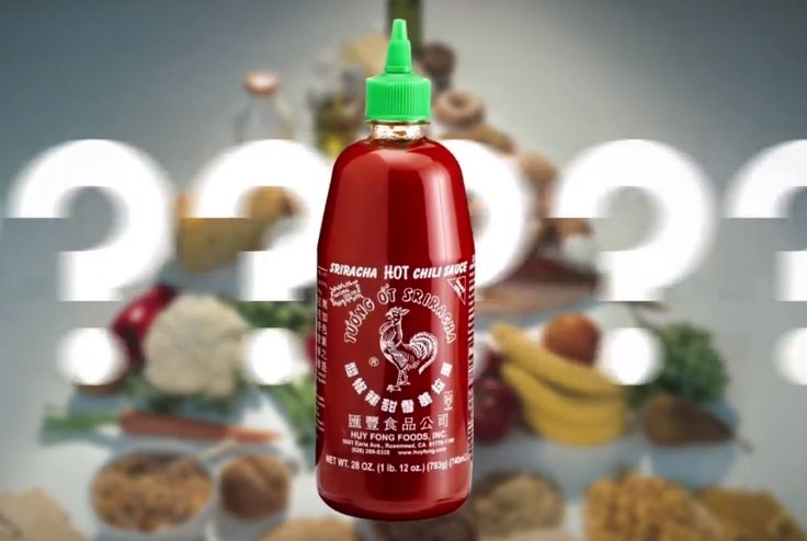 Science explains why you can't get enough Sriracha
