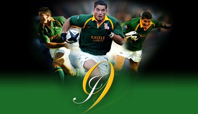 Joost van der Westhuizen, rugby player par excellance: How hard the GREAT have fallen from grace ....