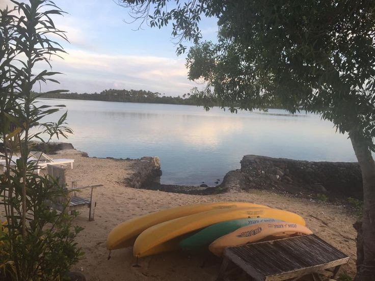 Samoa, paradise and adventure