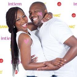 Fikile and Tshepo Mekgoe