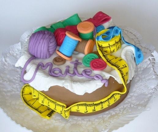 """Esta tarta es """"de sastre"""". Recopilación de Tartas!"""