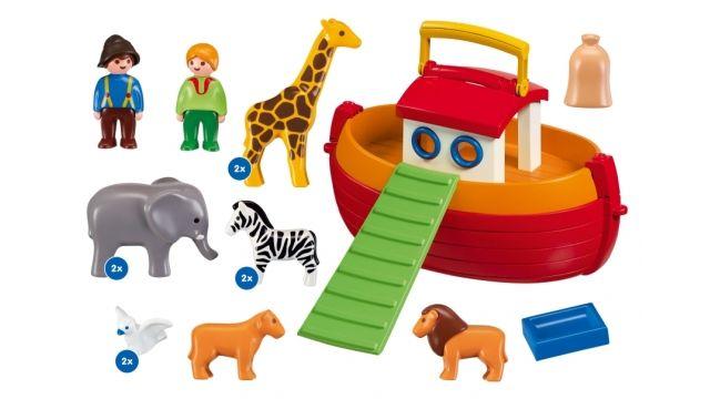 Playmobil 123 6765 Meeneem Ark van Noach KOPEN? |Bespaar tot 70% met onze nieuwste prijsvergelijker.