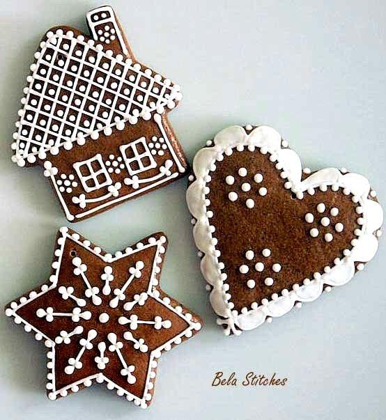 #Christmas #gingerbread #cookies ToniK ℬe Meℜℜy #baking