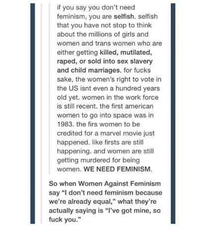 What measures have anti-feminists taken to try rolling back womens rights?