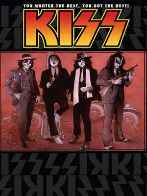 cover image of KISS, Volume 1