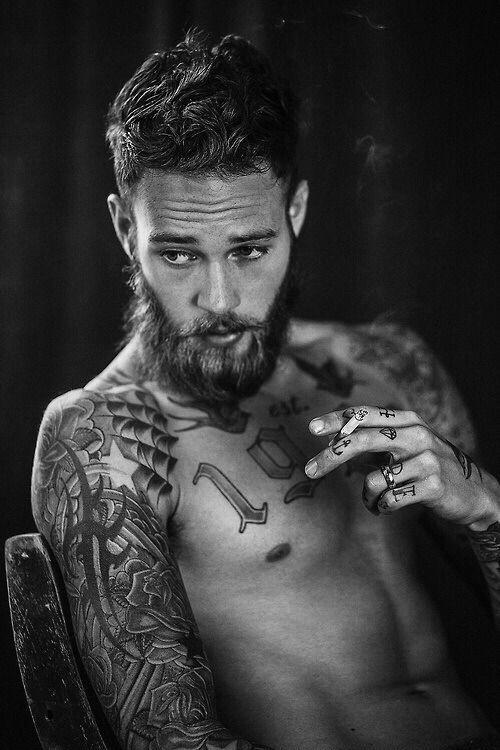 tattooed dudes enjoy sucking fucking