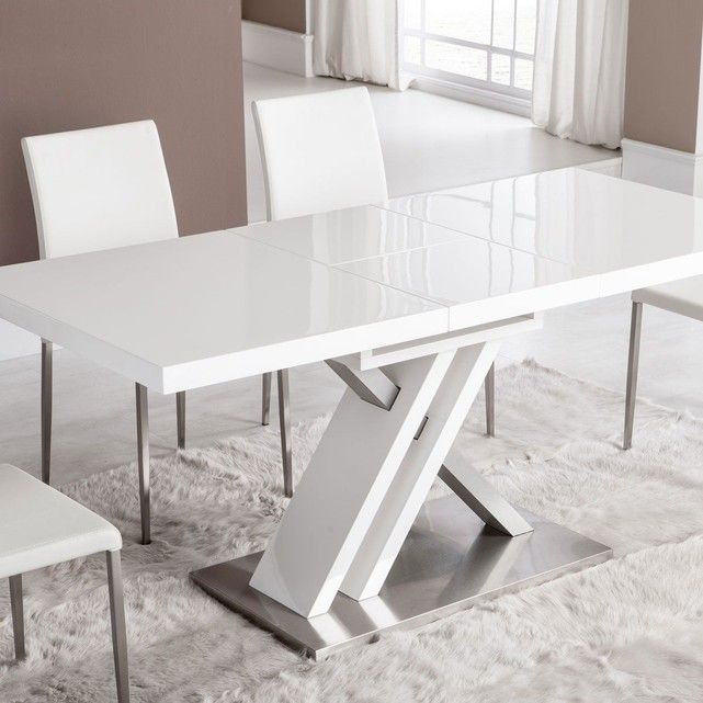 Table Design Xendart Zendart Prix Avis Notation Livraison Table A Manger Extensible Desig Table Salle A Manger Chaises De Table A Manger Table Design