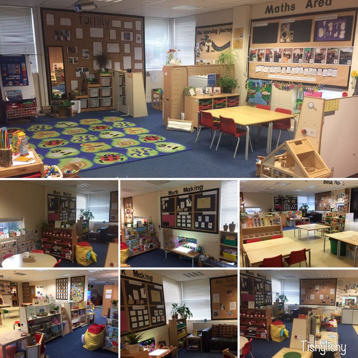 a collage of my early years classroom - Classroom Design Ideas