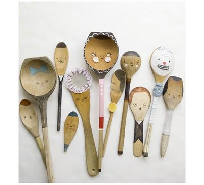 Let's play with spoons