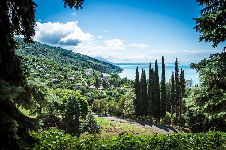 Абхазия (или Апсны на абхазском) — это частично признанное государство.