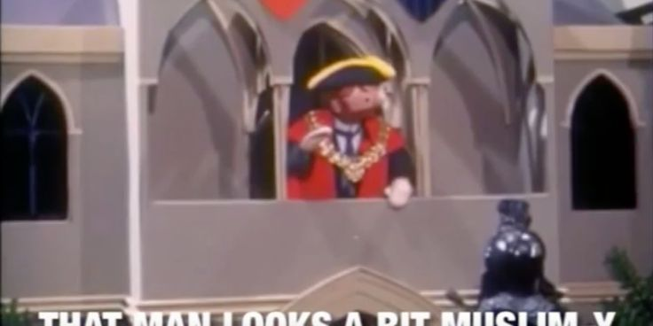 If Donald Trump Was The Mayor Of Trumpton Last year Topicalol brought you the land of Trumpton reimagined through the prism of Ukip. Well, a lot has happened since then and obviously there's a new contender for the mayoral crown. http://huff.to/2gRNyQ0