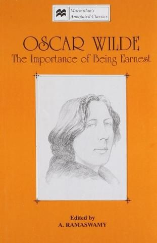 Oscar Wilde: The Importance of Being Earnest (Palgrave Foundation Series Languages)