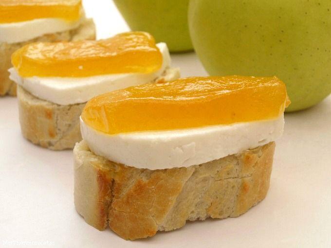 Dulce de manzana - MisThermorecetas