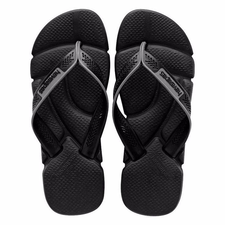 Havaianas Power Black/Steel Grey Flip Flop  Price From: 18,87€