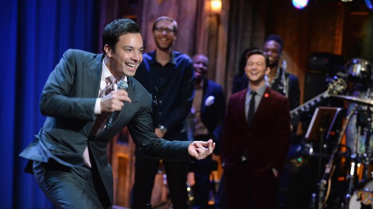 Jimmy Fallon's 'Lip Sync Battle' Gets Spinoff TV Show  Read more: http://www.rollingstone.com/music/news/jimmy-fallons-lip-sync-battle-gets-spinoff-tv-show-20141122#ixzz3S1lSHqAm