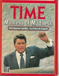 Time Magazine - April 13, 1981 - Shooting of President Ronald Reagan by Time Magazine - Paperback - Volume 117 Number 15 - October 9, 1978 - from Paper Time Machines and Biblio.com