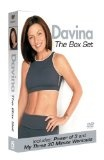 Davina - The Box Set : The Power Of 3 / My Three 30 Minute Workouts [2005] [DVD]