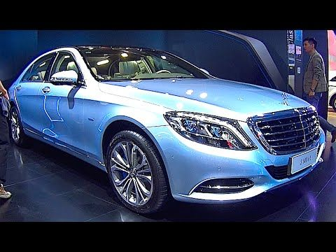 #Mercedes-Benz S 500: Car to get wireless charging in 2017