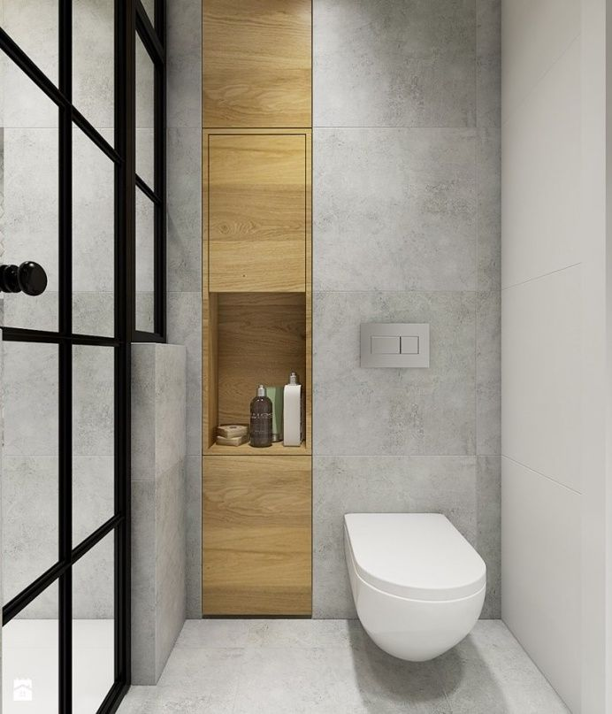 Best 25 modern bathroom design ideas on pinterest for Small toilet design