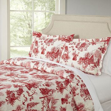 You'll love the Antoinette Duvet Set at Wayfair - Great Deals on all Bed & Bath  products with Free Shipping on most stuff, even the big stuff.