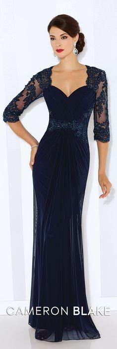Cameron Blake Spring 2016 - Style No. 116672 #formaleveningdresses