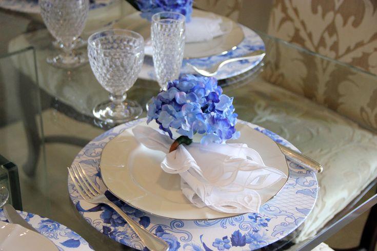 Mesa de almoço e jantar! | Blog da Mariah